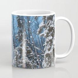 Snowflakes Falling Coffee Mug