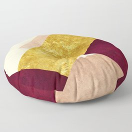 Modern Mountain No3-P3 Floor Pillow