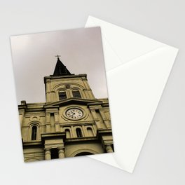 St. Louis Cathedral New Orleans Stationery Cards