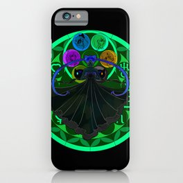 Princess of Heart and Moon iPhone Case