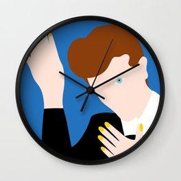 Icon:David Bowie Wall Clock