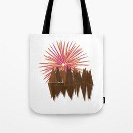Boiling Sun Tote Bag