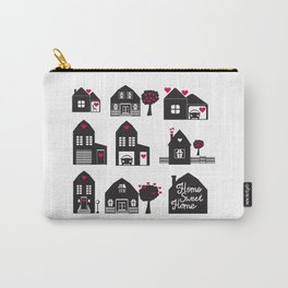 Home Sweet Home. Dreams and Memories. Carry-All Pouch