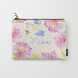 Garden Dream Pattern Carry-All Pouch