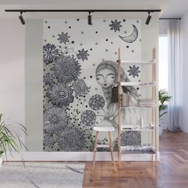 Summer's Night Wall Mural