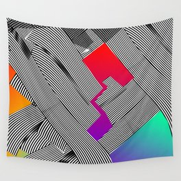 Paperclip Wall Tapestry