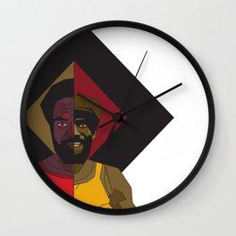 groverscratch Wall Clock
