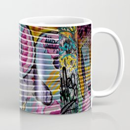 Graffiti Lines Coffee Mug