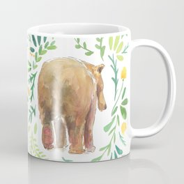 Watercolor Bear Coffee Mug