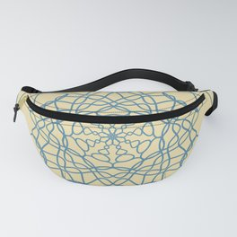 Mandala String Theory Fanny Pack