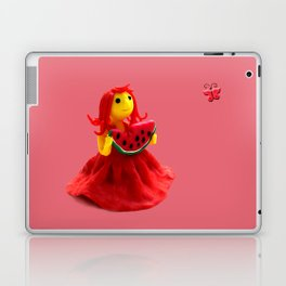 Little Red Luli Laptop & iPad Skin