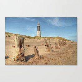 Spurn Point Canvas Print