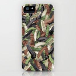 Camouphallic iPhone Case