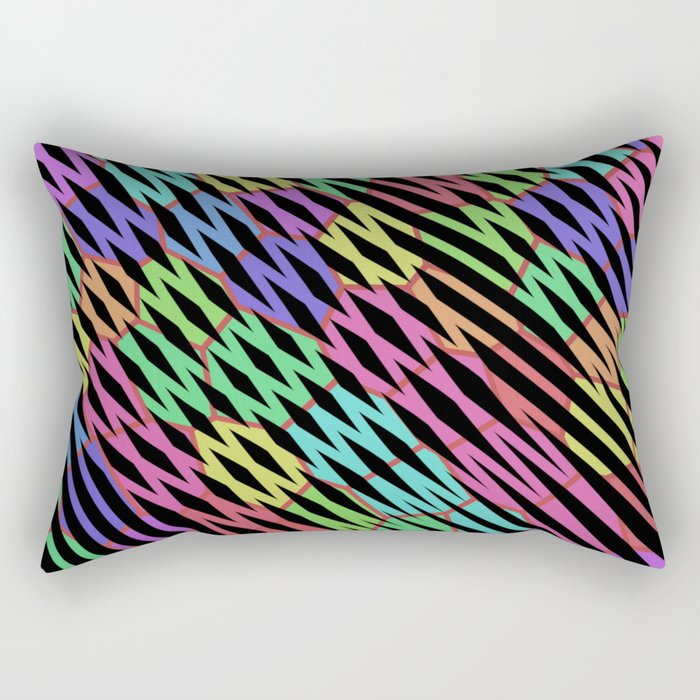 Prismerr Rectangular Pillow