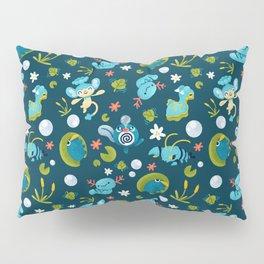 Bubble Beam Pillow Sham