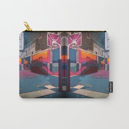 Play the game: Basketballcourt Carry-All Pouch