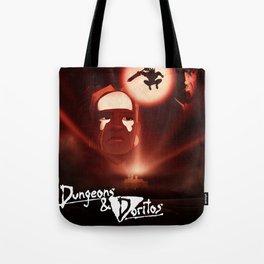 """Hearts of Darkness"" - Dungeons & Doritos Tote Bag"