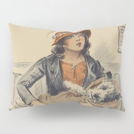 Be Kind To Animals 4 Pillow Sham