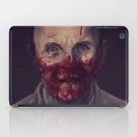 hannibal iPad Cases featuring Hannibal by MATT DEMINO