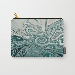 Green Lunacy Carry-All Pouch