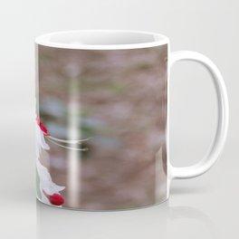 Sorriso Floral Coffee Mug