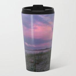 Cotton Candy Clouds Travel Mug