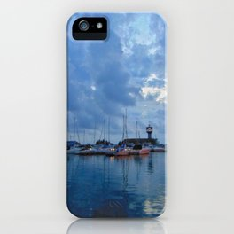 The Erie Lake iPhone Case