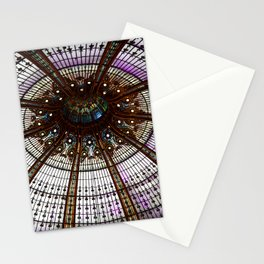 The roof Stationery Cards