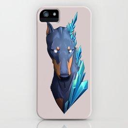 Crystaldobe iPhone Case