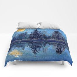 Denim Design Pine Barrens Reflection Comforters