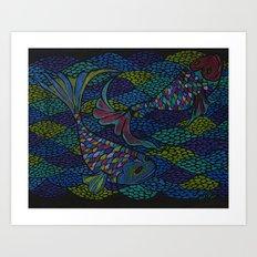 Ichthyology Art Print