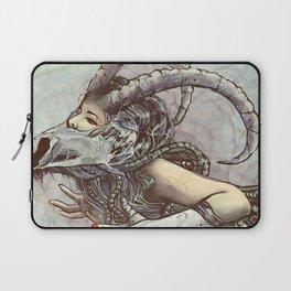 Zodiac Sign: Capricorn Laptop Sleeve