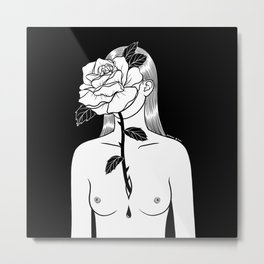 Is this love? Metal Print