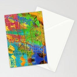 Futter Mein Ego (Feed My Ego) Stationery Cards