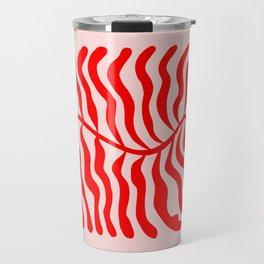Funky Herbs: Matisse Edition Travel Mug