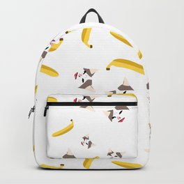 Cat No Banana Backpack
