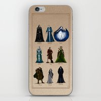 valar morghulis iPhone & iPod Skins featuring The Aratar by wolfanita