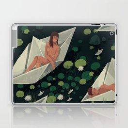 Travelers Laptop & iPad Skin