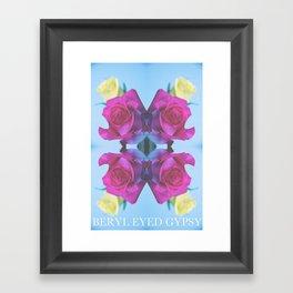 Summer Roses 2012 Framed Art Print