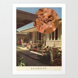Epistaxis Art Print