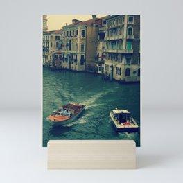 Venice, Grand Canal 3 Mini Art Print