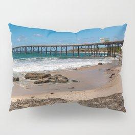 Catherine Hill Bay Pier Pillow Sham