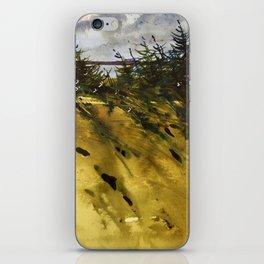 Vent de mer iPhone Skin
