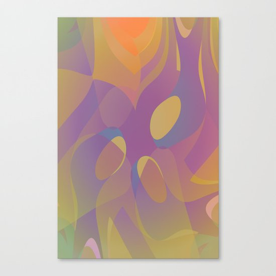 Exotic Seeds Canvas Print