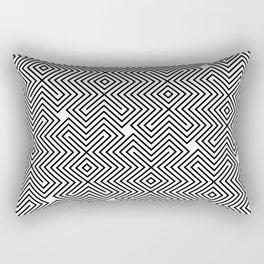 Op Art 24 Rectangular Pillow