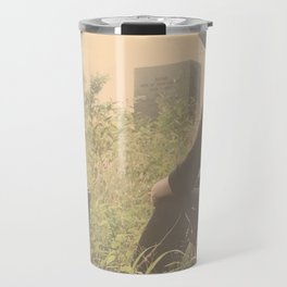 Catacomb Culture - Graveyard Witch Travel Mug
