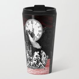 Two Minutes To Midnight Travel Mug