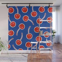 Maraschino Cherries Wall Mural