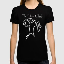 The Young Gun - Based on an Illustration by Leonard T. Holton  T-shirt