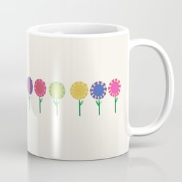 Little Maids all in a Row Coffee Mug
